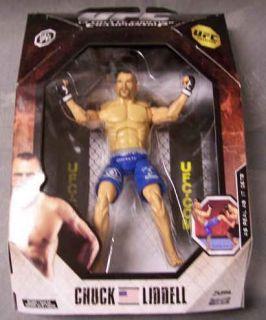 Chuck Liddell UFC Jakks Series 1 Action Figure Toy