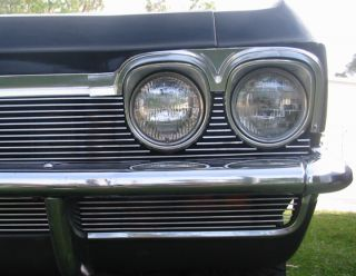 Chevy Caprice Impala 1965 Custom Billet Grille Grill
