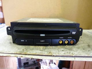 Chrysler Dodge Plymouth Caravan Voyager Town Country Dvd Player