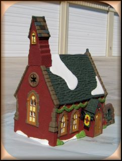 Dudden Cross Church New Department Dept 56 Dickens Village D56 DV