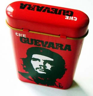 Brand New Che Guevara Cigarette Case Smoke Box Tin