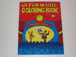 The Magic Coloring Book Magic Trick Great Childrens Magic I Still Use