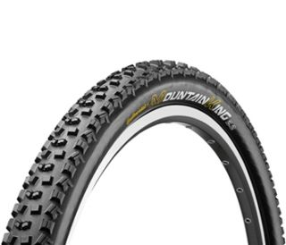Continental Mountain King II UST Tubeless Tyre