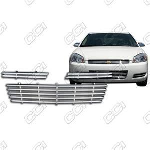 2006 2011 Chevrolet Impala Chrome Grille Overlay Insert