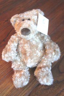 Pottery Barn Kids mini CLANCY teddy bear collectable by Gund stuffed