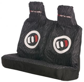Animal Double Seat Cover
