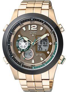 Citizen Eco  Drive Promaster Chronograph Mens Watch JZ1002 56W