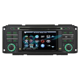DVD GPS BLUETOOTH HD CHRYSLER DODGE JEEP /GRAND VOYAGER/CHEROKEE/VIPER