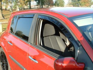 Wind Deflectors Citroen AX 5D Until Year 1998