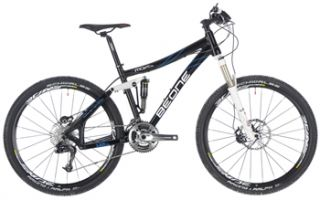 BeOne MOKO 120 Full Suspension Bike 2011