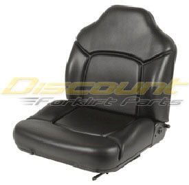 clark forklift replacement seat p n 926069