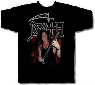 Death CD lgo Chuck Schuldiner Official Shirt LRG New