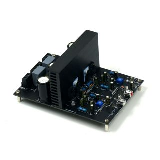 Ohm Class D Audio Amplifier Board IRS2092 125W Stereo Power Amp