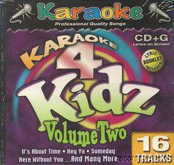 CD G 16 Pop Songs Kids Like Beyonce Clay Aiken Outkast More