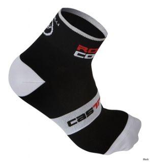 Castelli Rosso Corsa 6 Sock SS13