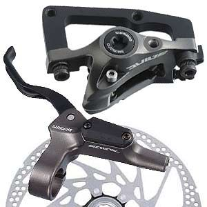 Shimano Saint Disc Brake Rear M800