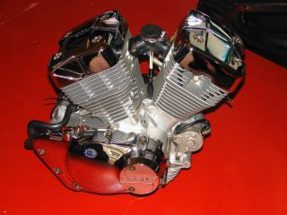 TWIN 250CC HONDA ENGINE MOTOR MINI CHOPPER MOTORCYCLE BIKE MC GO CART