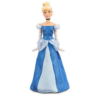 Disney Authentic Princess Cinderella Doll 12 H Figure Girls Toy Gift
