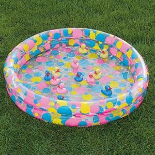 Carnival DUCK POND GAME Birthday Party Game