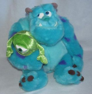 13 Disneyland Monsters Inc Disney World Sulley Mike Plush Stuffed Toy