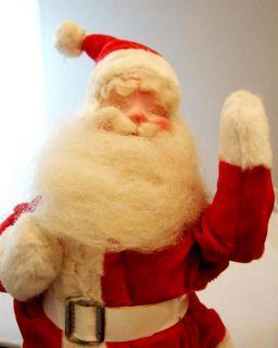 Vtg Harold Gale Santa Claus Christmas Doll 14 Store Display