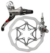 SRAM XX World Cup Carbon Mag Disc Brake   HSX 2012