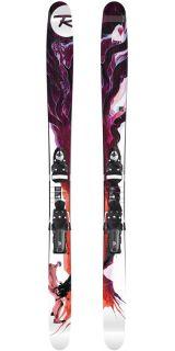 rossignol s7 freeski 140 xxl skis 2009 2010 s7 bc
