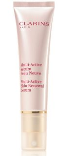 Clarins Paris Multi Active Skin Renewal Serum 1.04 oz / 30ml