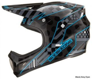 661 Evolution Full Face Helmet   Carbon 2010