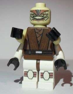 Lego Custom Star Wars Clone Wars General Krell Figure