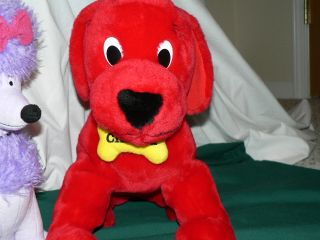 Clifford The Big Red Dog Friend Cleo Plush Stuffed Animals Kohls Cares