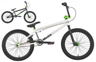 Blank Media BMX Bike 2012