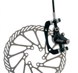 Avid Elixir CR Disc Brake Set  Tungsten Lever