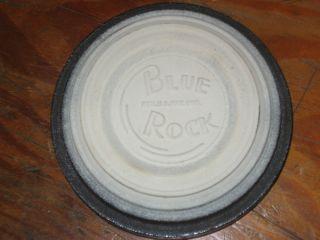100 Vintage Clay Pigeons Remington Blue Rock 70s Excellent Condition