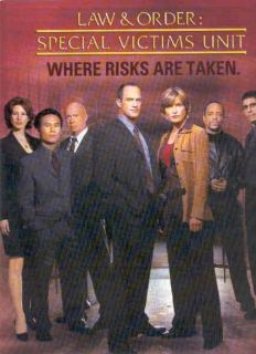 and Order SVU Mariska Hargitay Christopher Meloni Emmy Ad Risks