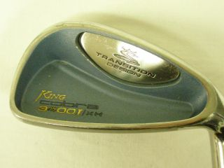 King Cobra 3400i XH 6 Iron Graphite Ladies YS 5 1 6i Transition Design
