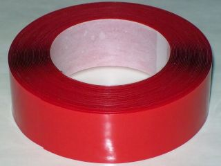 20 Heavy Duty Clear Mounting Tape Double Sided Shower Moulding