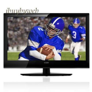 Coby LEDTV1926 19 Widescreen High Definition LED TV HDTV Television