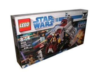 Lego Star Wars The Clone Wars Republic Attack Shuttle (8019)