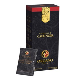 Organo Gold Gourmet Coffee w Ganoderma Black Latte Mocha Hot Chocolate