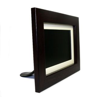 in Coby Digital Picture Frame Wooden DP732