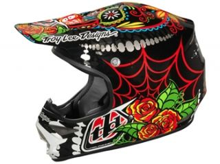 Troy Lee Designs Air Voodoo Black 2012
