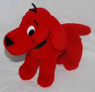 Clifford The Big Red Dog Stuffed Plush