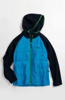 Columbia Fast Trek™ Omni Shield® Hybrid Jacket (Little Boys & Big Boys)