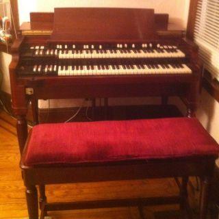 Hammond B3 w Leslie Tone Cabinet