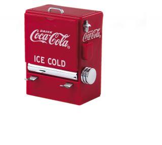 Coke Coca Cola Toothpick Dispenser Coke Machine