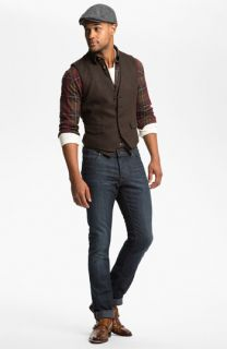 John Varvatos Vest, Shirt & Jeans