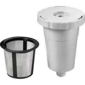 Reusable Filter with Keurig Basket for My K Cup Coffee Maker B40 B50