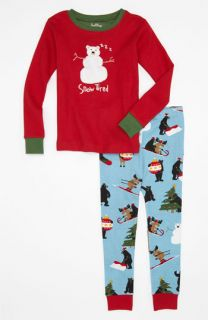 Hatley Two Piece Fitted Pajama Set (Toddler)