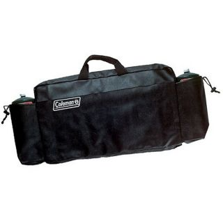 New Coleman Camping Propane Stove Grill Equipment Carry Case Durable